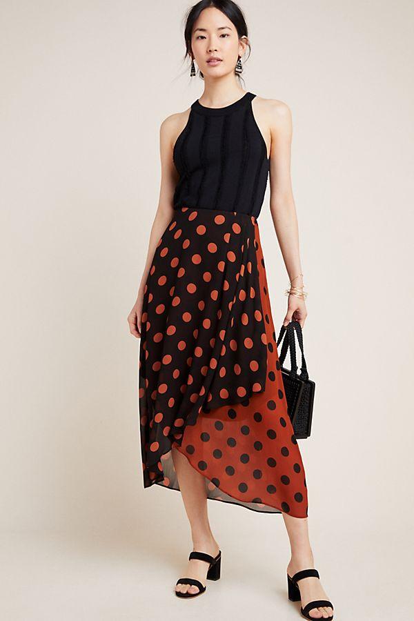 Slide View: 1: Oksana Midi Skirt