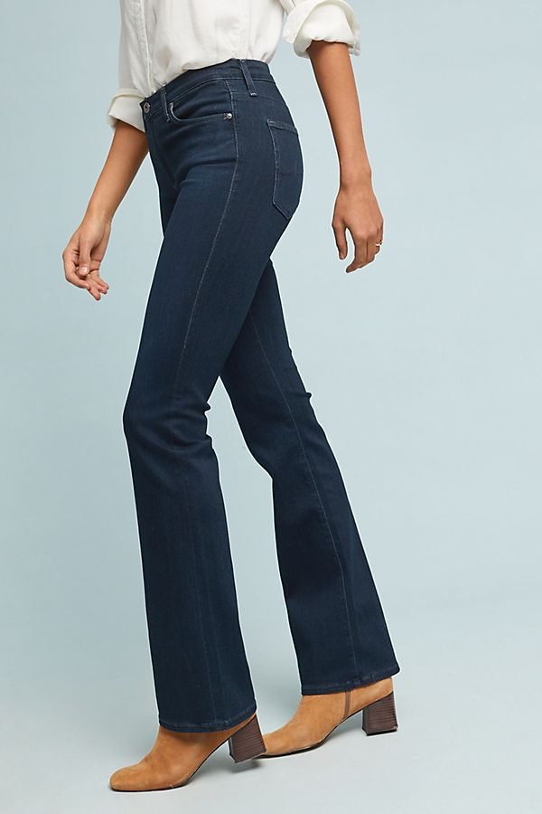540982d642f AG The Angel Mid-Rise Bootcut Jeans | Anthropologie