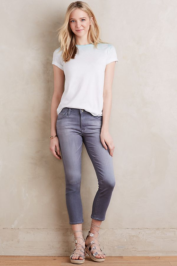 937e1850ecf AG Prima Crop Jeans | Anthropologie