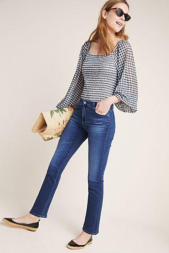 30a348de9c0 AG The Mari High-Rise Skinny Jeans