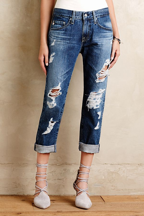 Slim Boyfriend Jeans Ag Ex D2IWeEHYb9