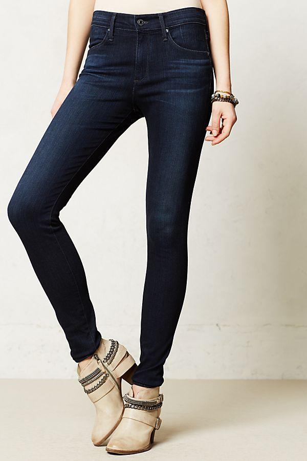 cc616d7f7faa AG Farrah High-Rise Skinny Jeans