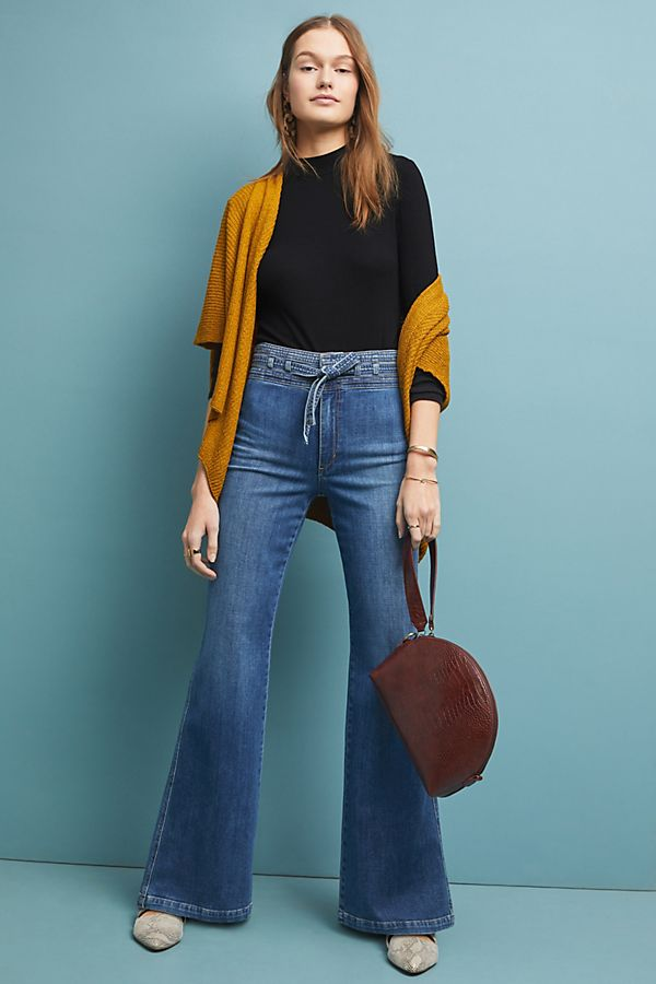 e19ca3667 Joe's The High-Rise Flare Jeans | Anthropologie