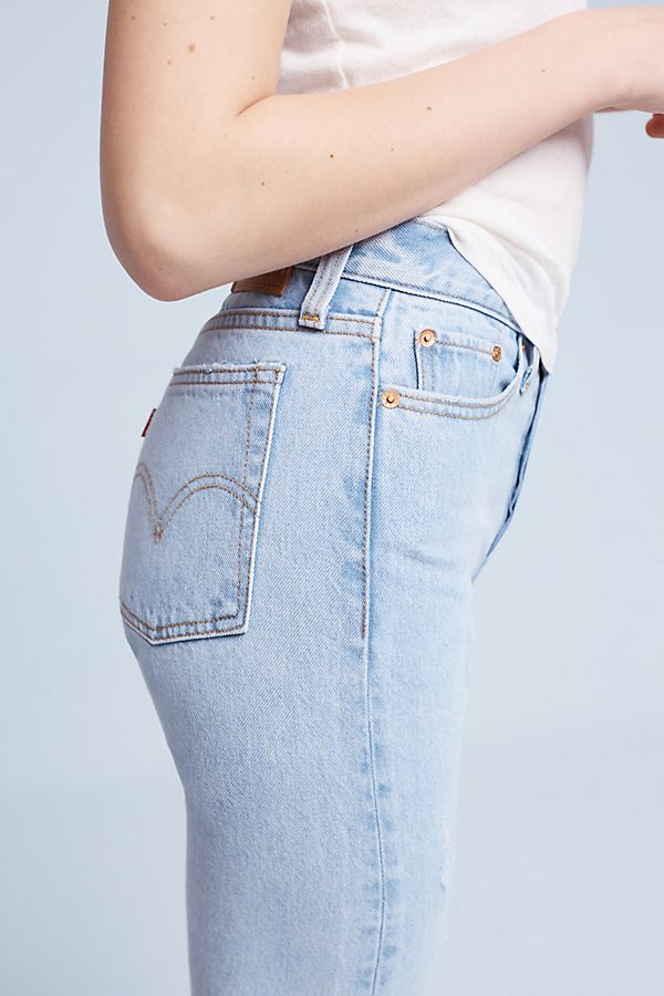 106fce2be63f9 Levi s Wedgie High-Rise Straight Jeans