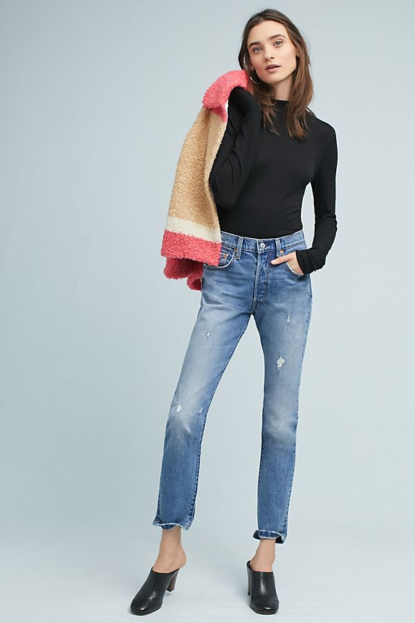 59bc24c87010c Levi s 501 High-Rise Skinny Jeans