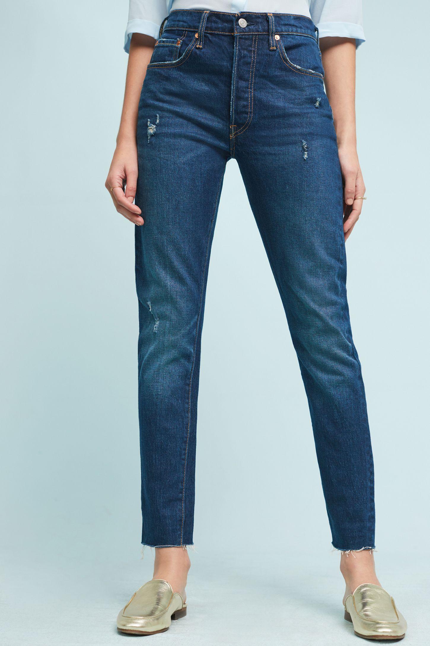 6c2e1ac1a8332 Levi s 501 Ultra High-Rise Skinny Jeans