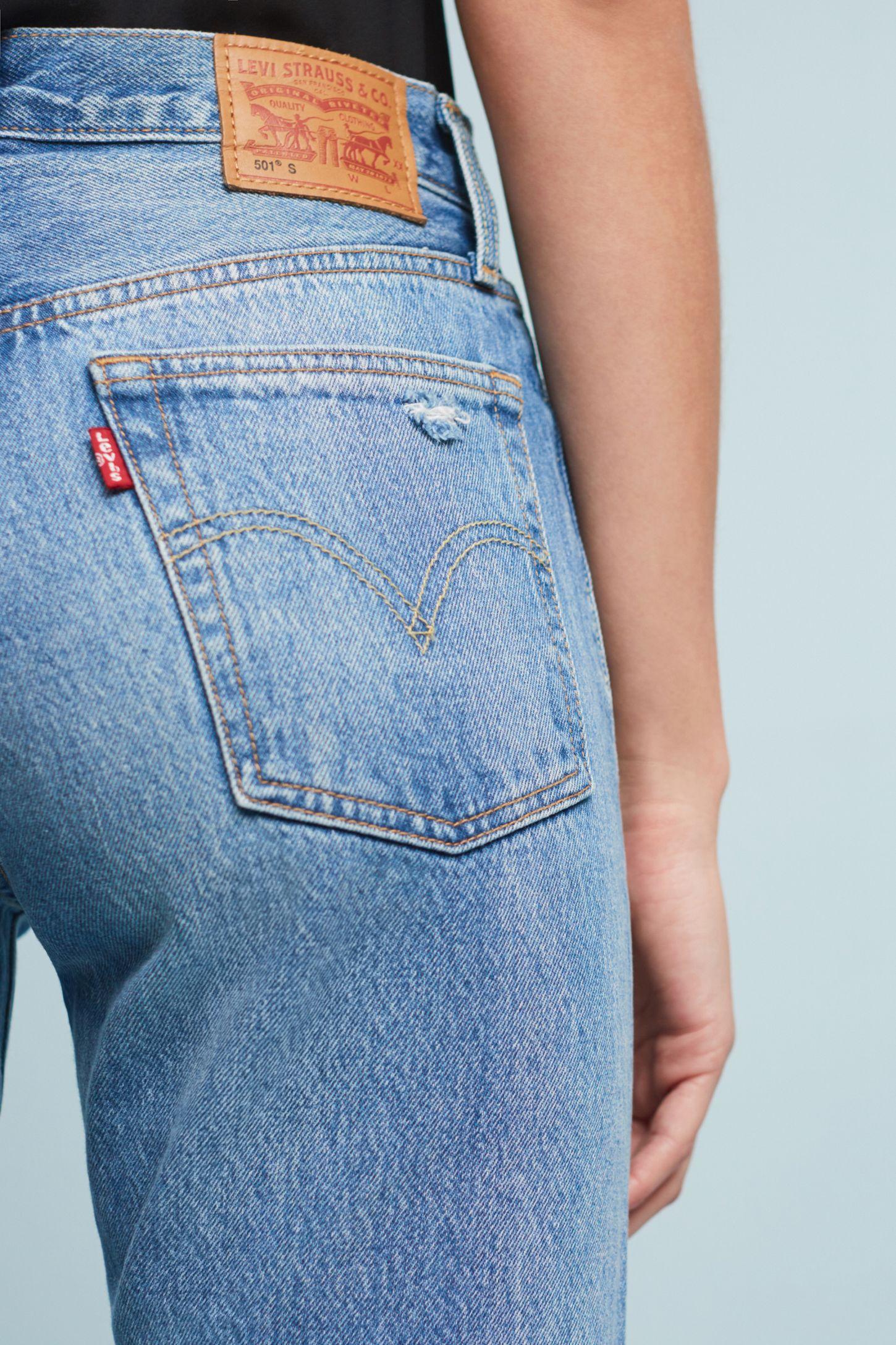 52286cb3 Levi's 501 Ultra High-Rise Skinny Jeans | Anthropologie