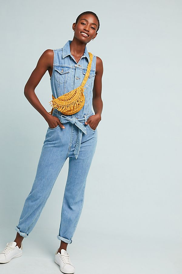 39ebcf555f Levi s Taper Denim Jumpsuit