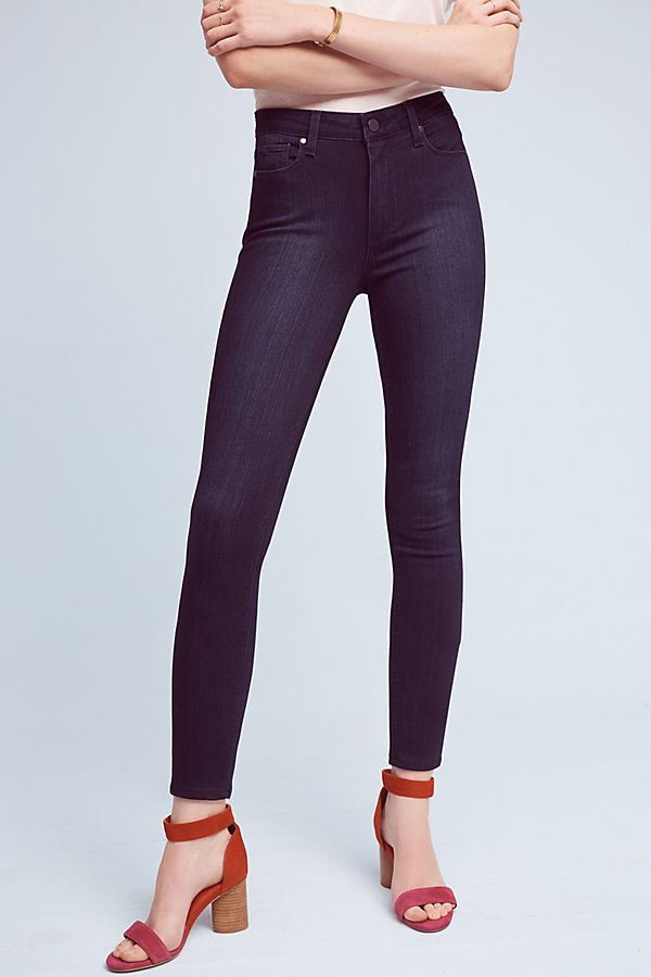 6d065879cc078 Paige Hoxton High-Rise Ultra-Skinny Jeans