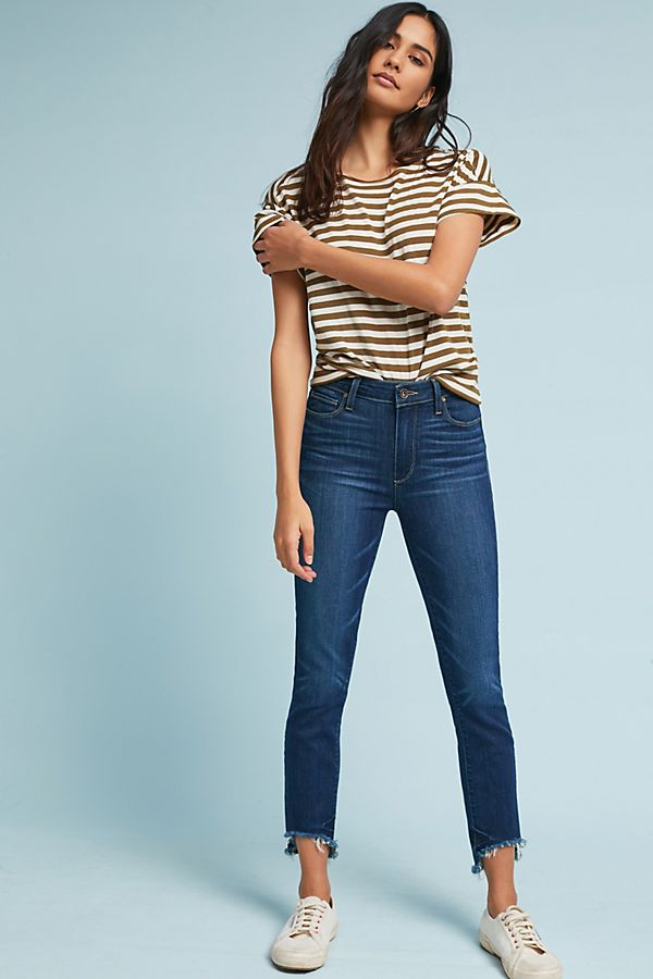 Clothing, Shoes & Accessories Shorts 100% True Anthropologie Paige Dark Waah Denim Shorts Size 30