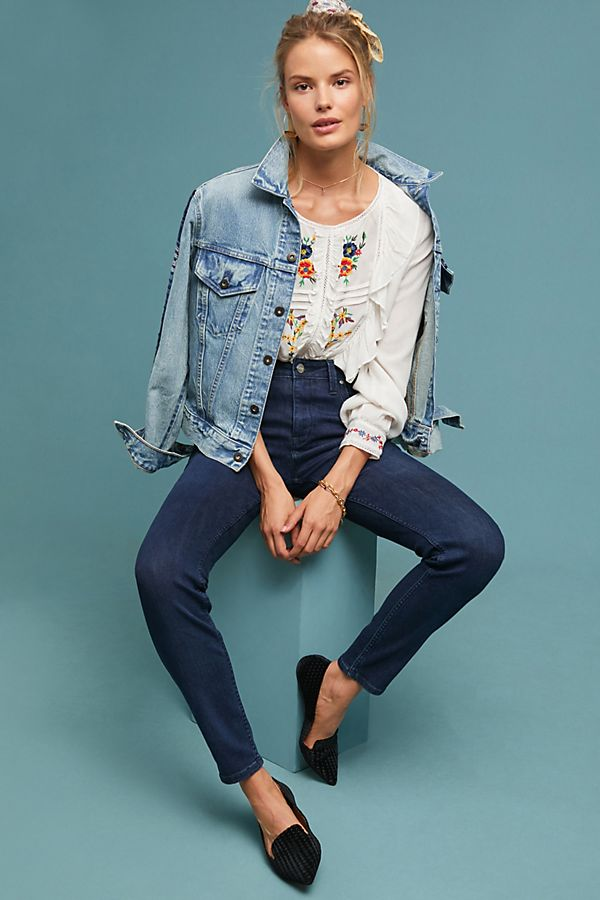 74d8dea1143 Lee Body Optix Scarlett High-Rise Skinny Ankle Jeans