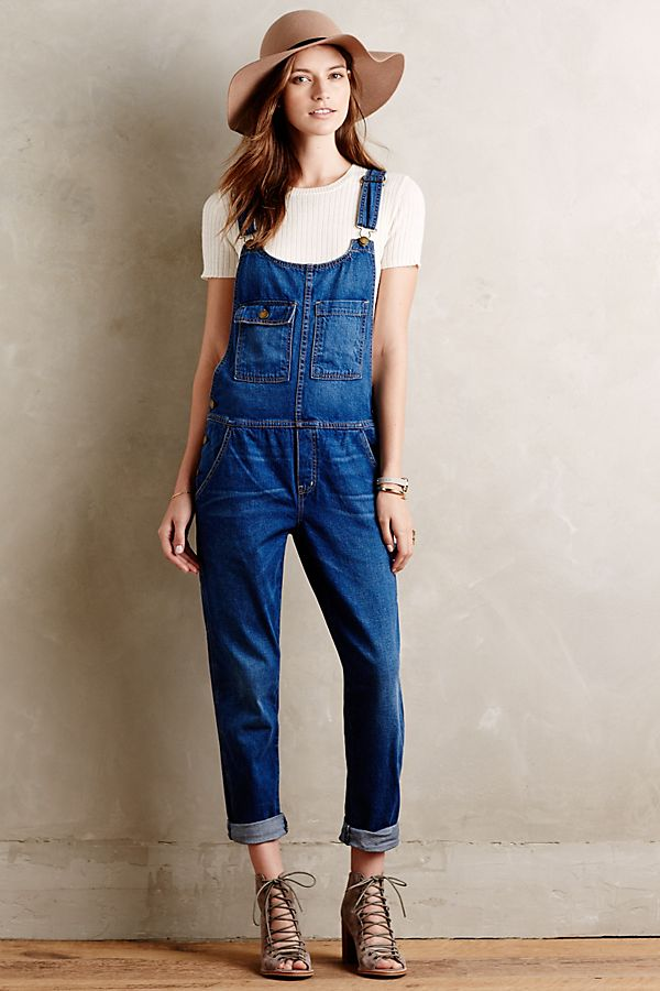 3ad76ea038e Current Elliott Carpenter Overalls
