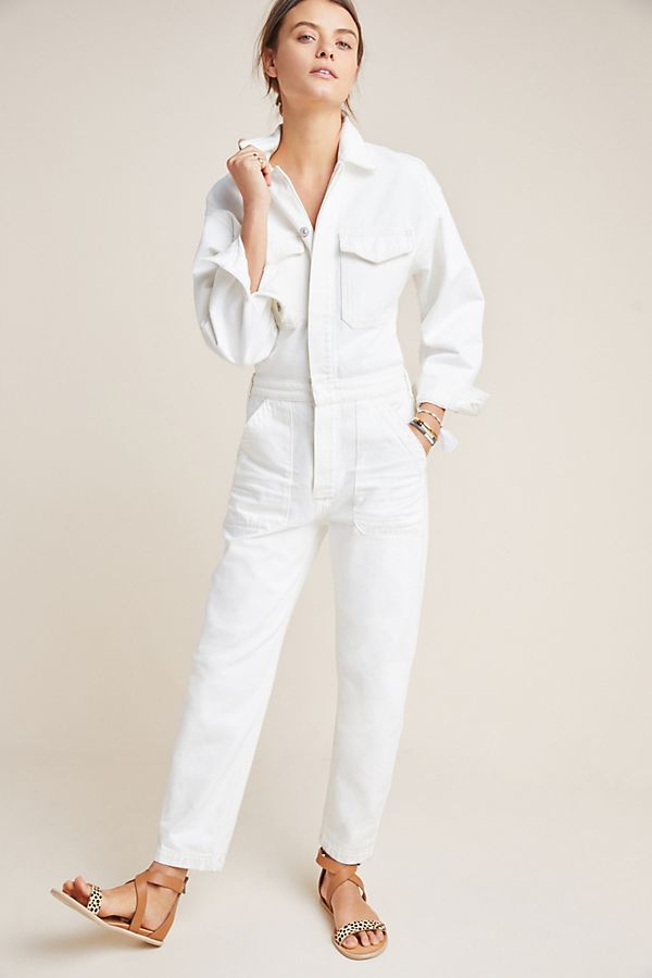 2aeefb950 Citizens of Humanity Marta Utility Jumpsuit | Anthropologie