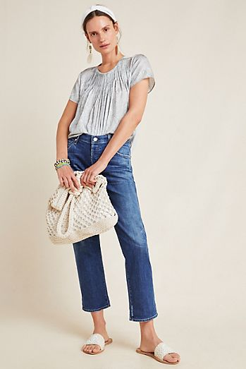 444723b8c Citizens of Humanity Emerson Mid-Rise Slim Boyfriend Jeans