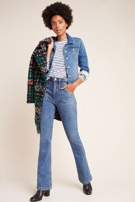 Citizens Of Humanity Maggie Ultra High Rise Bootcut Jeans by Citizens Of Humanity