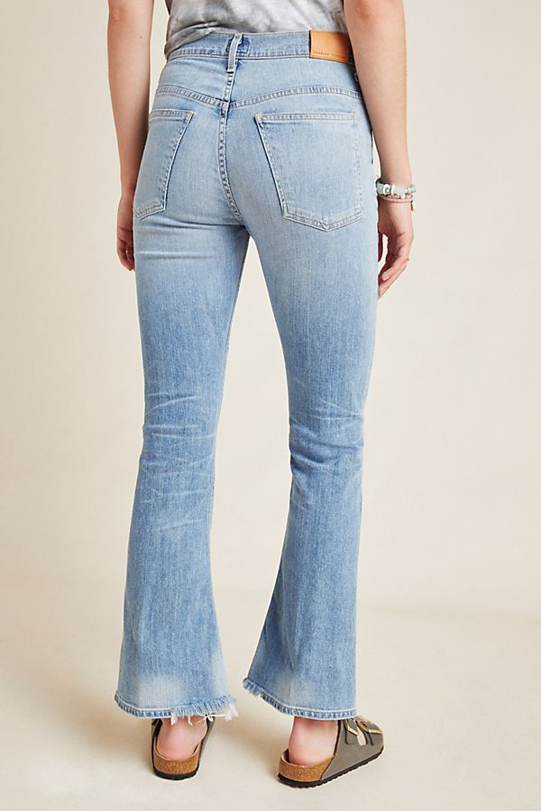exquisite design greatvarieties arriving Citizens of Humanity Kaya High-Rise Kick Flare Jeans