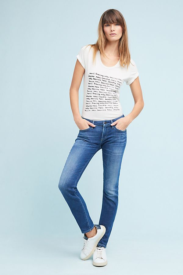 0768d25473c6 Citizens of Humanity Racer Low-Rise Sculpt Skinny Jeans