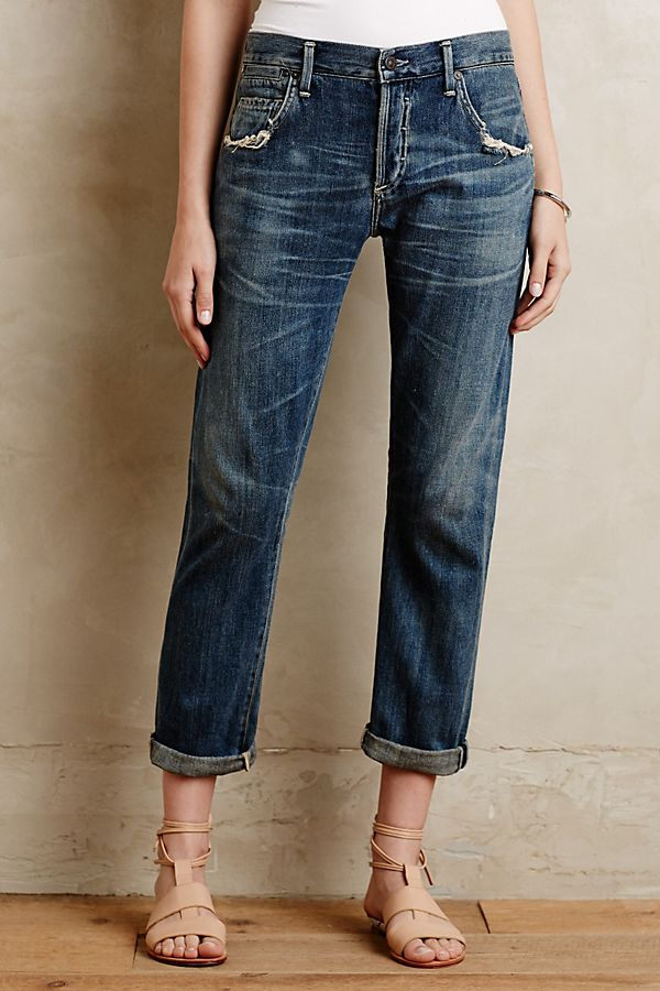 skate shoes cheap for discount complete in specifications Citizens of Humanity Emerson Slim Boyfriend Ankle Jeans ...