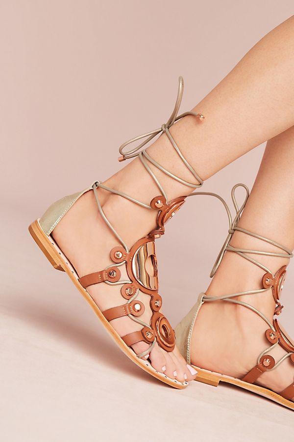 f915998e63b Ivy Kirzhner Odessa Gladiator Sandals