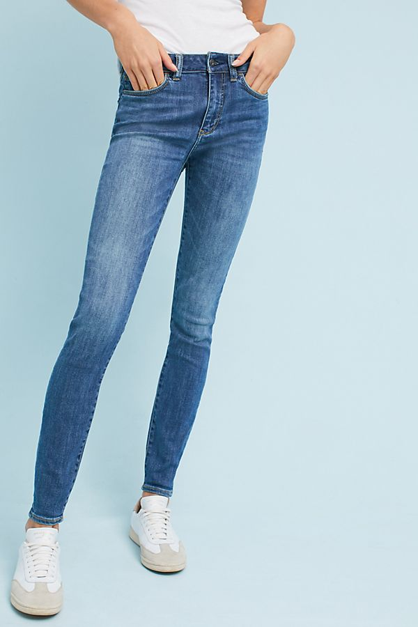 8544b1889f Pilcro High-Rise Ankle Denim Leggings | Anthropologie