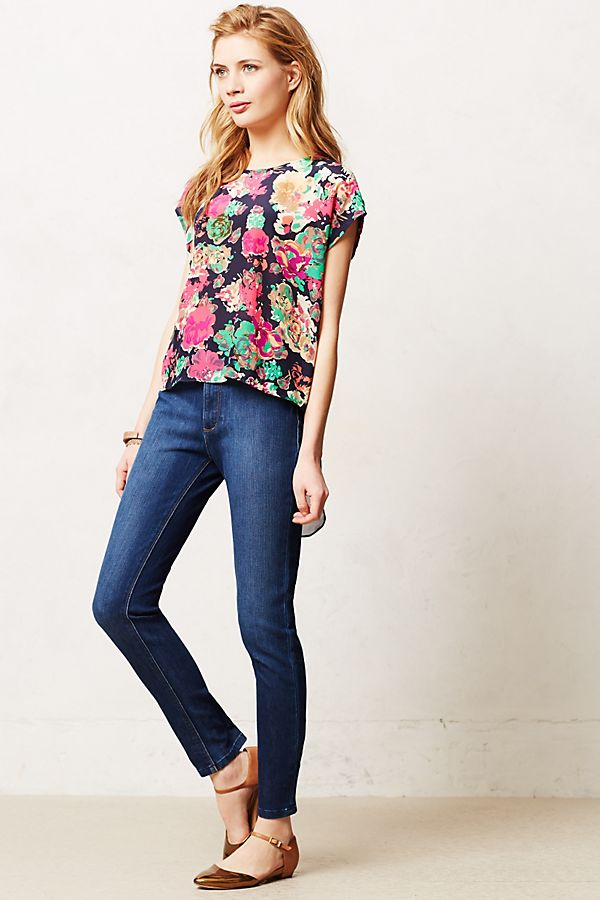 a672fc83 DL1961 Nina High-Rise Skinny Jeans | Anthropologie