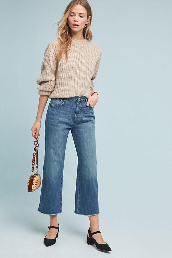 663d372af4fd3 Slide View  1  DL1961 Hepburn Ultra High-Rise Cropped Wide-Leg Jeans