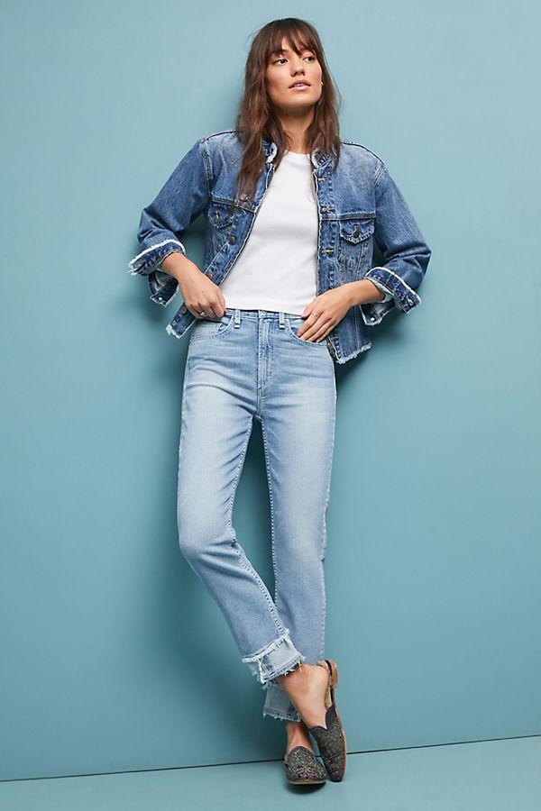 763b64b943d Slide View  1  McGuire High-Rise Vintage Slim Jeans