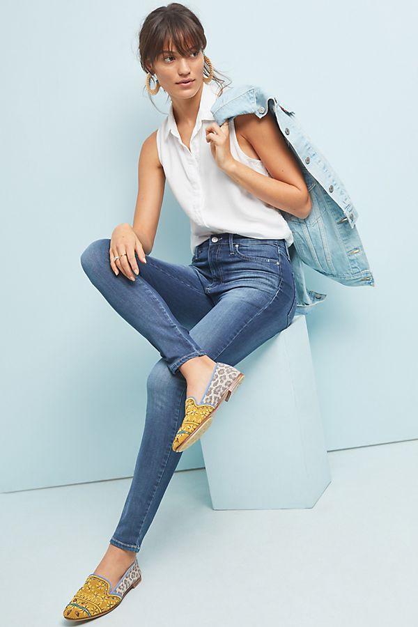 1d375e7fac5 Slide View  1  Ella Moss The High-Rise Skinny Jeans