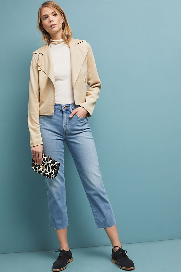 d1339d374a4 Slide View  1  Ella Moss The High-Rise Straight Cropped Jeans