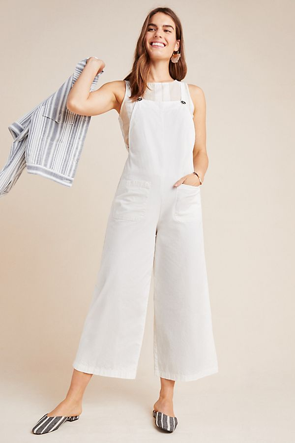 Slide View: 1: Brianna Overall Jumsuit