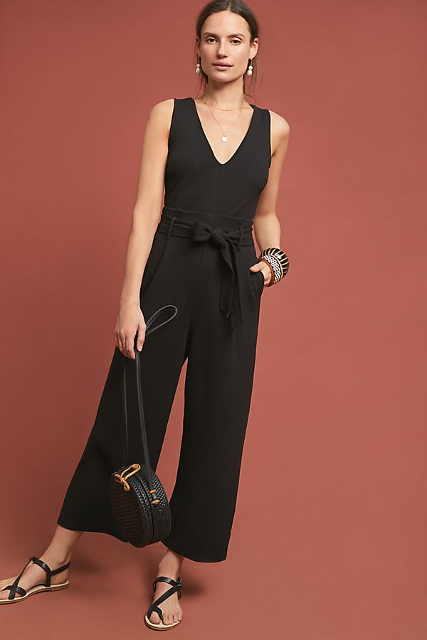Slide View: 4: Cathy Structured Jumpsuit