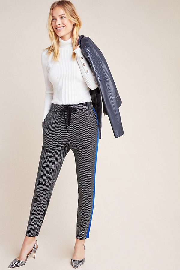 Slide View: 1: Sweater-Knit Joggers