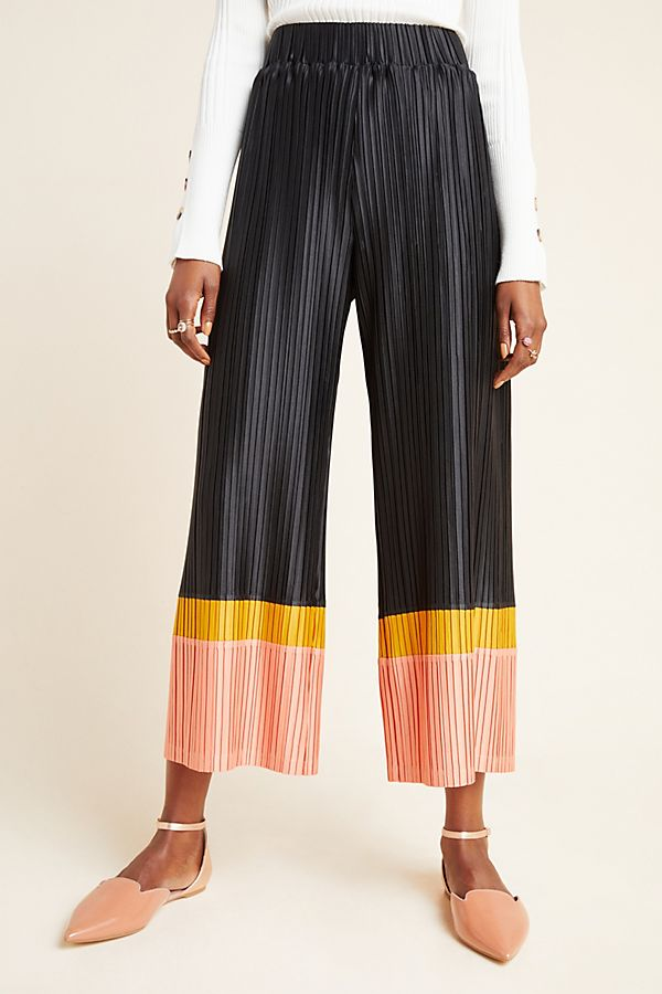 Slide View: 4: Dolan Left Coast Steffie Colorblocked Pants