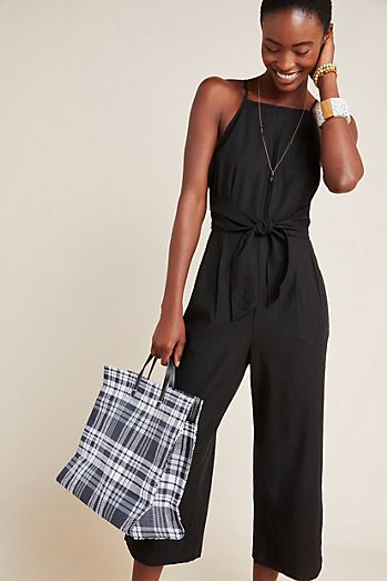 73dad27ad2 Chilmark Linen Jumpsuit. Quickshop