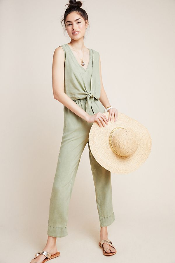 Slide View: 1: Cloth & Stone Erin Jumpsuit