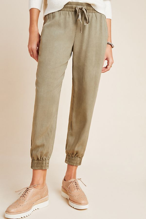 Slide View: 4: Cloth & Stone Chambray Joggers
