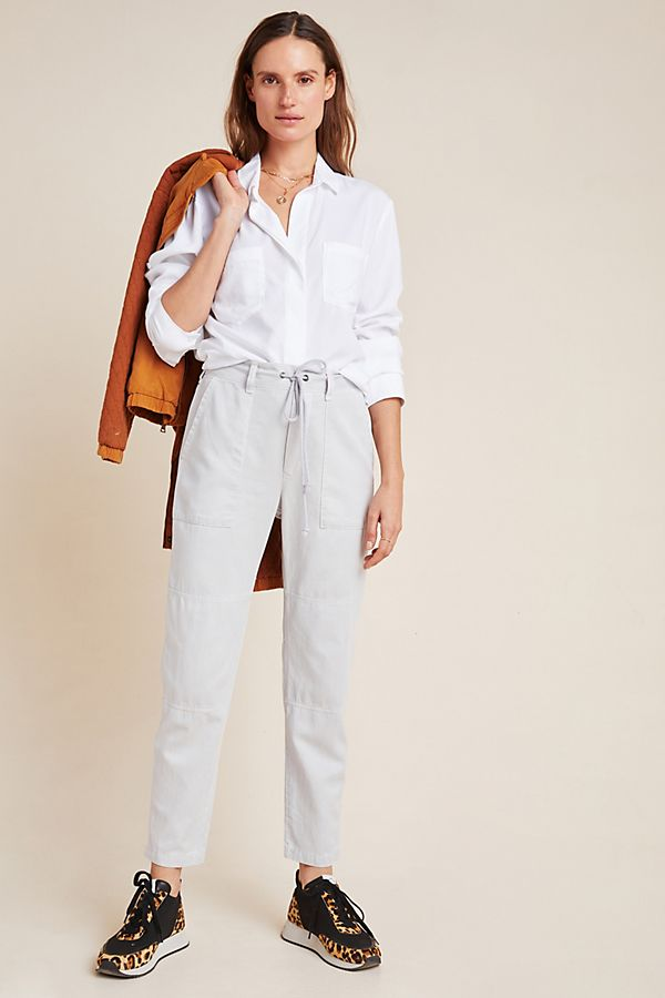Slide View: 1: Cloth & Stone Kylie Tapered Utility Pants