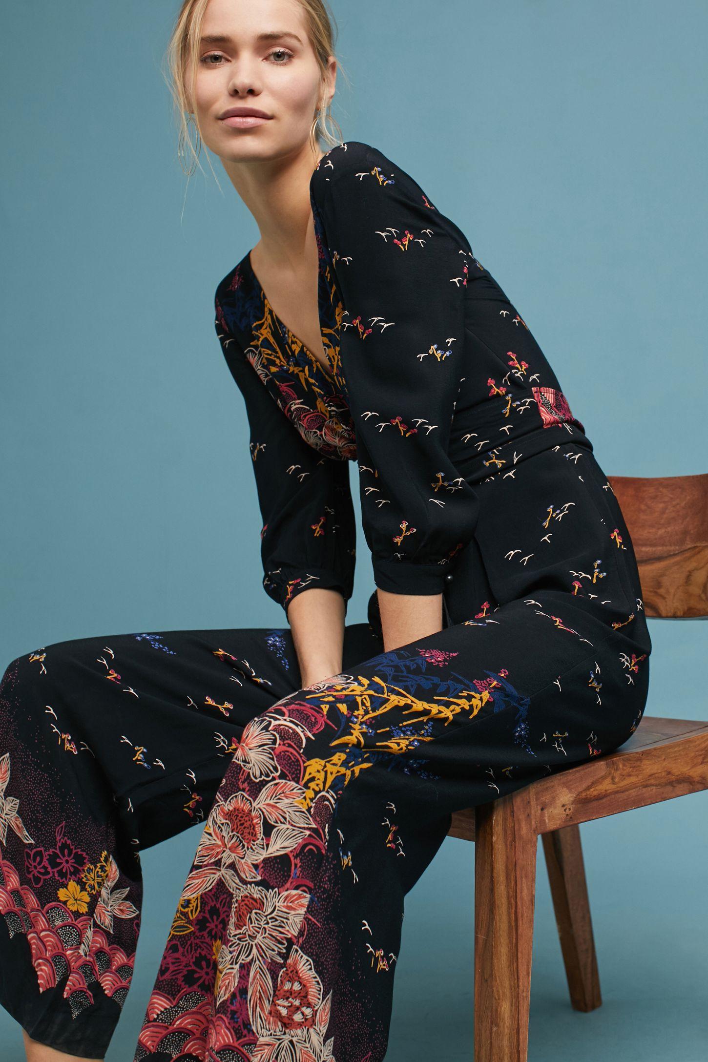 3dd293d82462 Nara Floral Jumpsuit