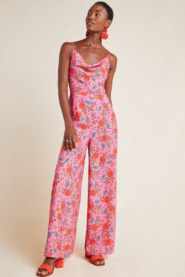 Hana Floral Jumpsuit by Finders Keepers