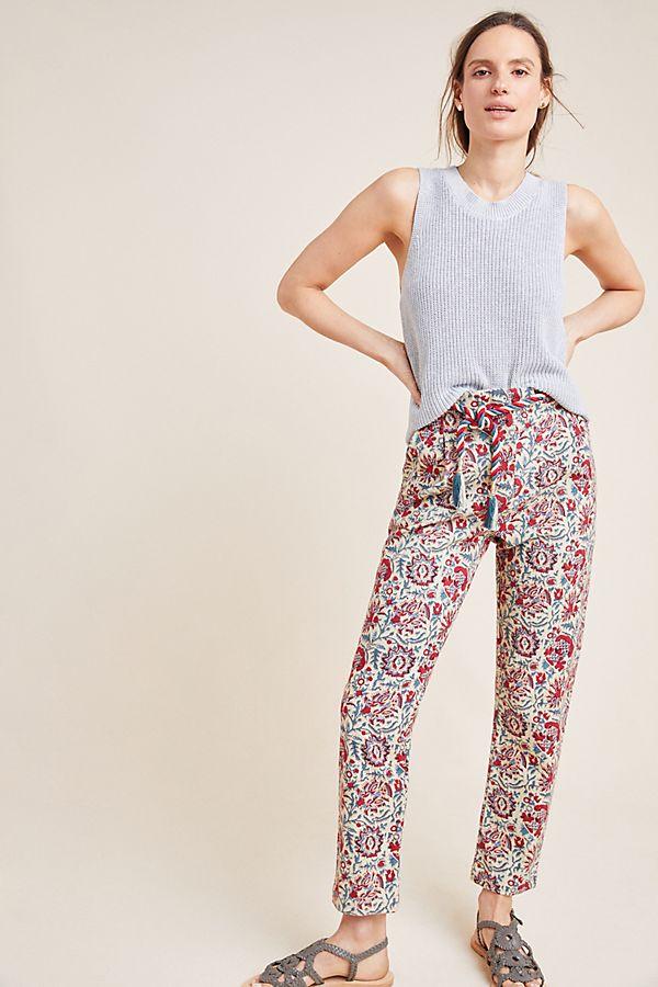 Slide View: 1: Antik Batik Betsie Tapered Pants