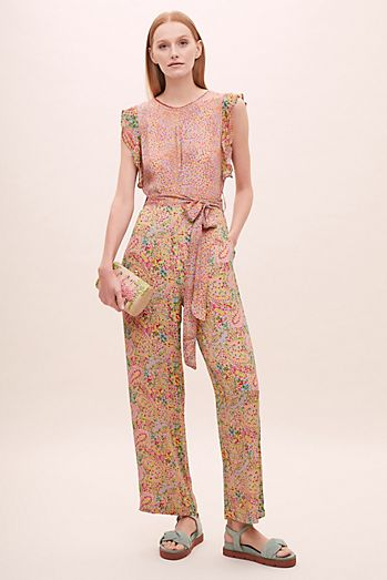 838cf56f7682 Jumpsuits, Playsuits & Rompers for Women | Anthropologie