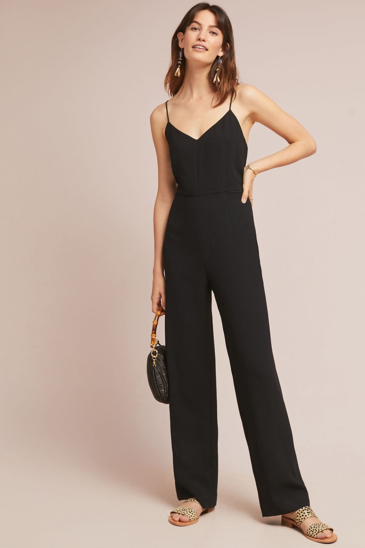 47983660ac The Essential Strappy Jumpsuit