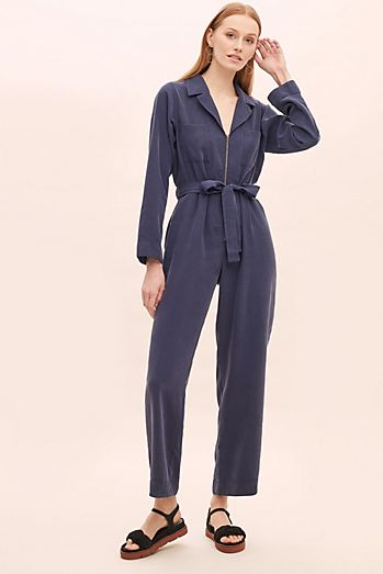 1b5f080607 Ronnie Belted Jumpsuit