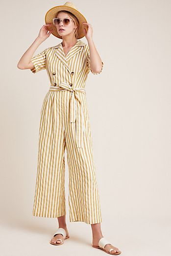 4316febc459f Double-Breasted Jumpsuit