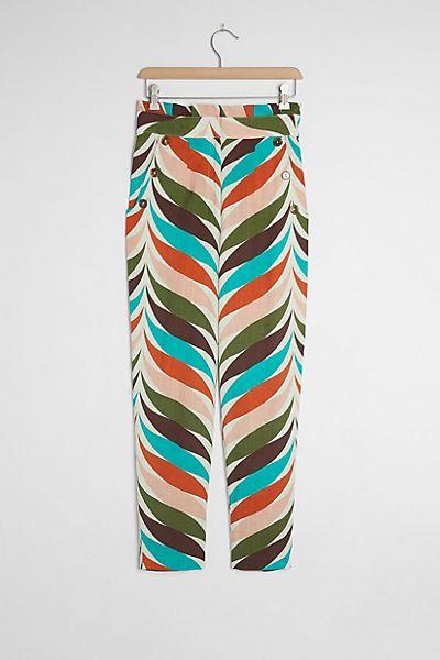 Elysees Tapered Pants #1