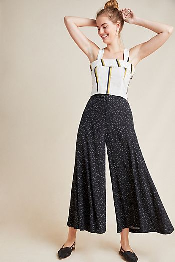 6b50ac333c Wide Leg Pants | Culottes & Palazzo Pants | Anthropologie