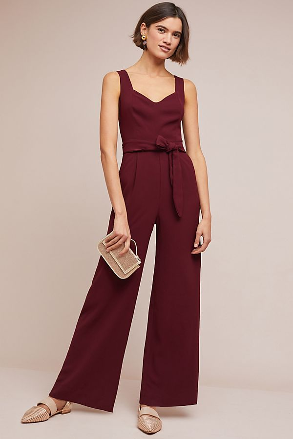 7cc64d7ecfe6 Slide View  1  The Essential Belted Jumpsuit