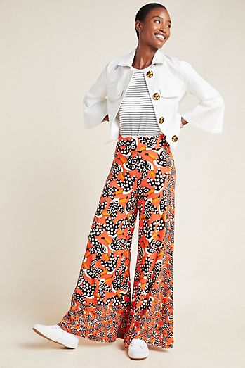 ea0ef5b71 Wide Leg Pants | Culottes & Palazzo Pants | Anthropologie
