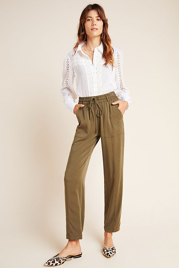 Slide View: 1: Curtis Tapered Utility Pants