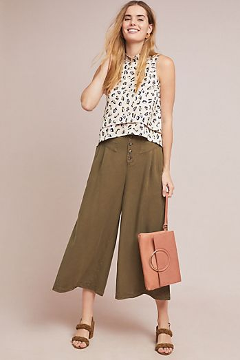 24e3aca276 Wide Leg Pants | Culottes & Palazzo Pants | Anthropologie